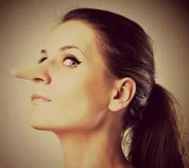 Técnicas para descobrir se uma mulher está mentindo