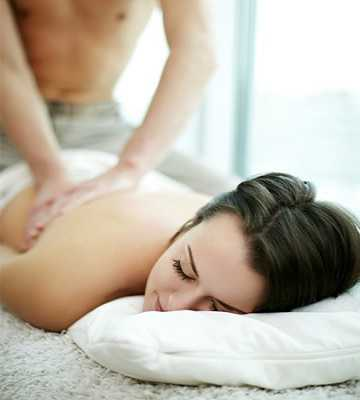 Massagens eróticas para fazer em uma mulher